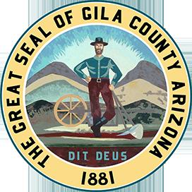 Gila County Health and Community Management logo