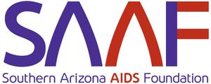 Southern Arizona AIDS Foundation (SAAF) logo
