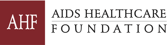 AHF - AIDS Healthcare Foundation logo